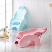 寶寶洗頭椅兒童躺椅小孩洗頭床加大號嬰兒洗發架洗頭神器可調節YXS 潮流時
