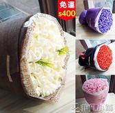 香皂花 畢業禮物香皂創意花束送女友生日禮品創意      非凡小鋪igo