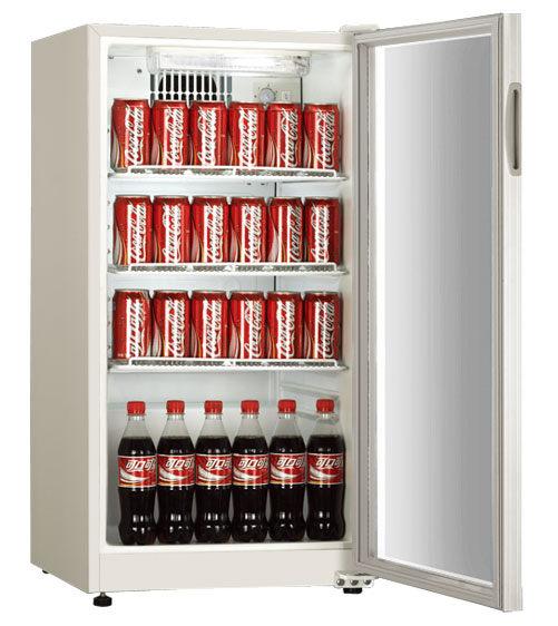 «0利率/免運費» Haier海爾 直立式 飲料 冷藏櫃 HSC-110 LED燈源 【南霸天電器百貨】
