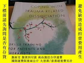 二手書博民逛書店Coping罕見with Trauma-Related DissociationY4211 ISBN:97