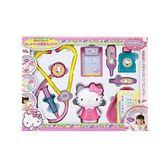 Hello Kitty 凱蒂貓 聽診醫生套組 TOYeGO 玩具e哥