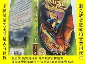 二手書博民逛書店Beast罕見Quest: The Bat Fiend 野獸探索:蝙蝠惡魔Y200392