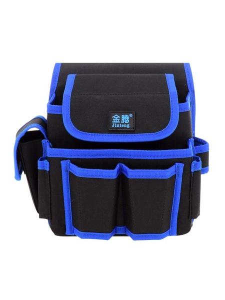 工具包牛津布電工腰包便攜工具袋五金收納包安裝包維修包木工 「免運」