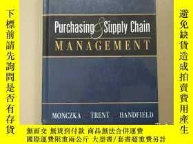 二手書博民逛書店Purchasing罕見and Supply Chain Management 采購與供應鏈管理(16開 精裝本)