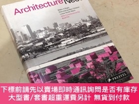 二手書博民逛書店architecture罕見in times of need( )Y232389 feireiss prest