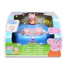 【英國Peppa Pig佩佩豬】粉紅豬小妹快樂洗澡遊戲組 PE36011