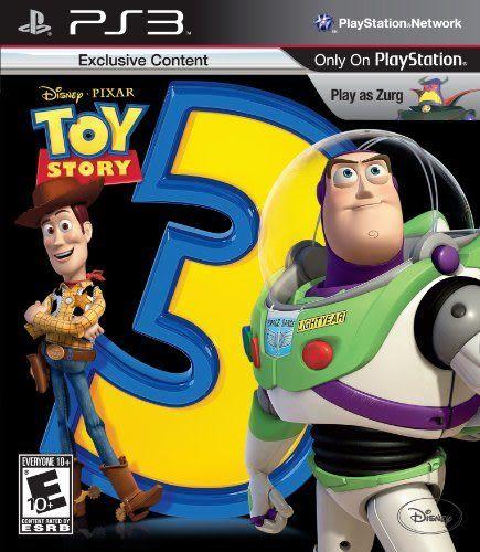 PS3 玩具總動員3(美版代購)