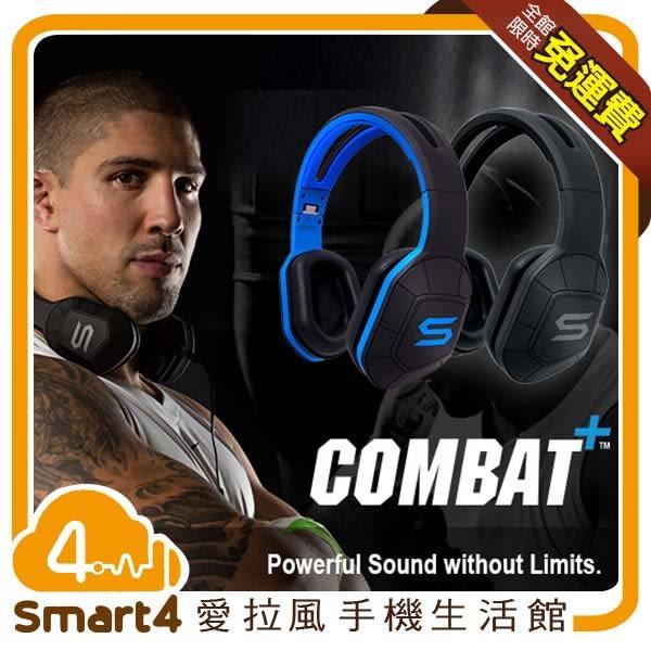 【愛拉風 X 耳機專賣】SOUL COMBAT+ 美國潮牌運動頂級性能耳罩式耳機 美國朝牌 健身頭戴最佳選擇
