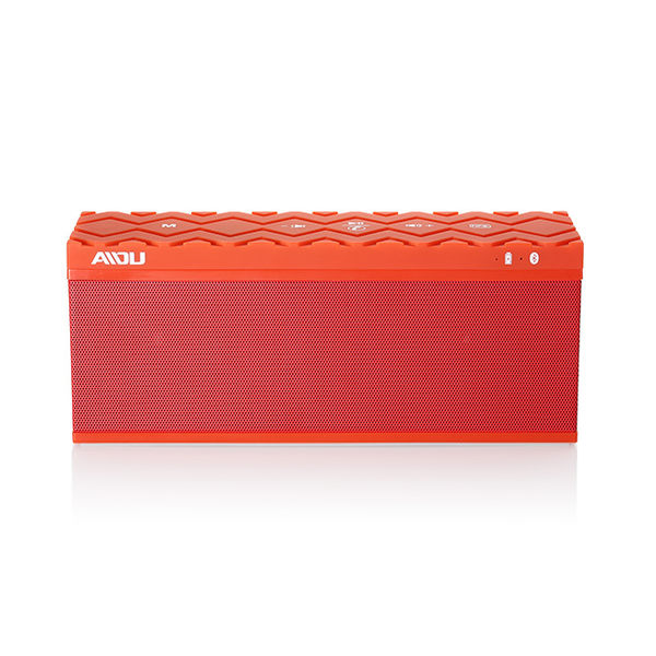 AIDU/愛度 AY813-智能NFC藍牙音箱雙喇叭低音炮電腦藍牙小音響