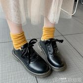 小皮鞋學院風森女軟底單鞋加絨復古jk日系lolita軟妹女鞋學生棉鞋 歌莉婭
