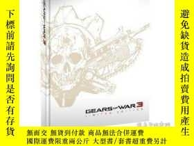 二手書博民逛書店Gears罕見of War 3 Limited Edition