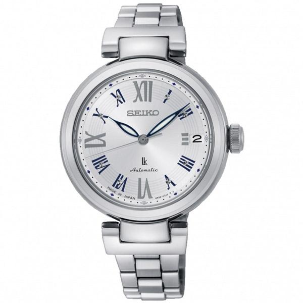 SEIKO 精工 SRP851J1(4R35-02X0S)LUKIA 防水機械錶 女錶
