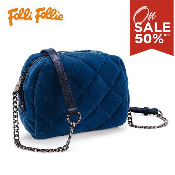 Folli Follie CRAZY PUFF系列肩背包