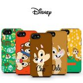 Disney 迪士尼 奇奇蒂蒂 硬殼 手機殼│可加購訂製雙層防摔│S7 Edge S8 S9 Plus Note5 Note8 Note9│z8166