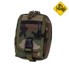 MAGFORCE M1腰包 #0307 (迷彩、三沙) / 城市綠洲 (馬蓋先、軍規級、模組化、台灣製造)