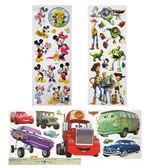 【卡漫城】 超大張 環保貼 靜電貼紙 ~ Mickey Minnie 米奇 米妮 巴斯光年 胡迪 Toy story 大型貼紙 /款