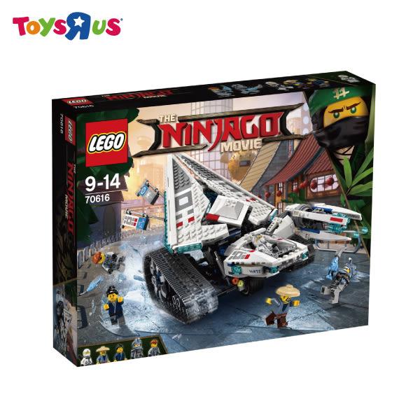 玩具反斗城 LEGO樂高 70616 TRU EXCLUSIVE ICE TANK 冰忍的巨冰坦克