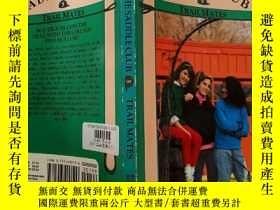二手書博民逛書店THE罕見SADDLE CLUB 5 TRAIL MATES:馬鞍俱樂部5小徑夥伴Y200392
