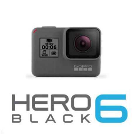 ◄24Buy►【配件選購優惠】 GOPRO HERO 6 BLACK 4K 運動攝影機 10M防水 公司貨