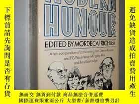 二手書博民逛書店The罕見Best of Modern Humour 英文原版