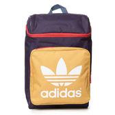 adidas BP CLASSIC 愛迪達 後背包 背包 藍/黃 - AB2690