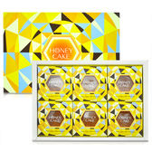 HONEY CAKE 蜜澤金蜂蜜香皂禮盒(6入)【橘子水美妝】