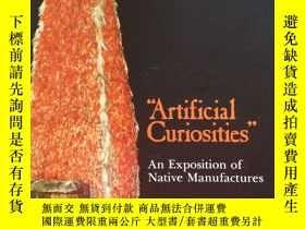 二手書博民逛書店Artificial罕見Curiosities: Being a