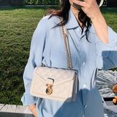 夏季網紅包包2020新款潮時尚單肩包質感鏈條斜背包女百搭女包