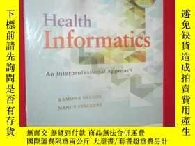 二手書博民逛書店Health罕見Informatics: An Interpro