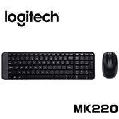Logitech 羅技 MK220 無線鍵鼠組