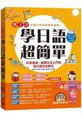 第一次學日語,超簡單