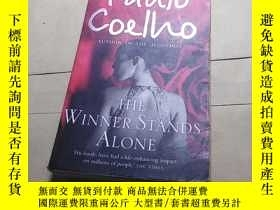 二手書博民逛書店THE罕見WINNER STANDS ALONEY244730