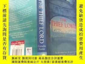 二手書博民逛書店The罕見Thief Lord:賊王..Y200392