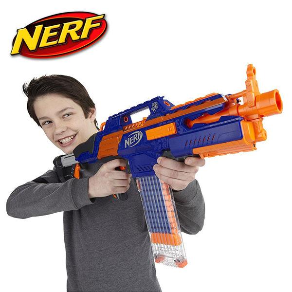 NERF-速擊連發機關槍
