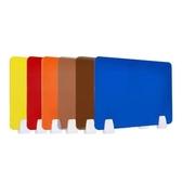 課桌考試擋板隔斷 下單備註顏色
