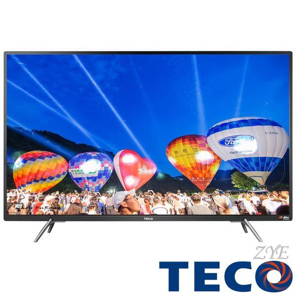 《活動》TECO東元 43吋TL43A3TRE Full HD液晶顯示器附視訊盒