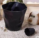家用塑料無蓋簡約大號歐式創意垃圾桶xx468【VIKI菈菈】