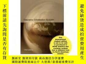 二手書博民逛書店Enterprise罕見Information SystemsY255562 O'brien,