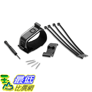 [美國直購] Garmin 010-10889-00 單車自行車安裝套件 Forerunner Quick Release Kit 只適用Forerunner 205/305
