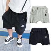 寶寶短褲男童夏裝2018新款兒童褲子嬰兒純棉休閒褲薄款夏季童裝   LannaS