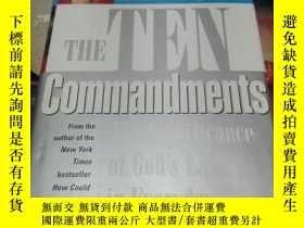 二手書博民逛書店The罕見Ten Commandments: The Signi