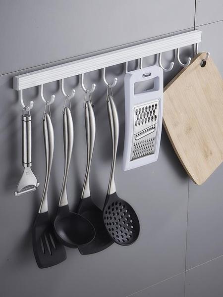 尺寸超過45公分請下宅配免打孔廚房掛鉤壁掛廚衛掛件衣鉤粘鉤鍋鏟
