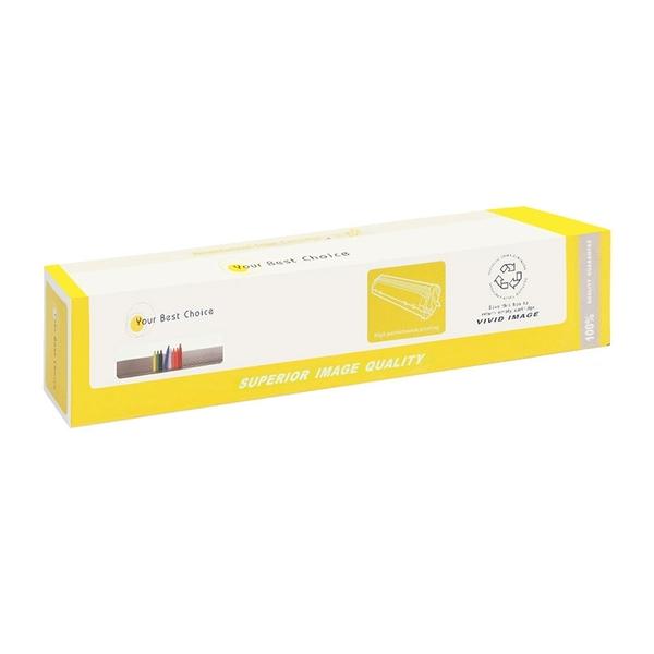 向日葵 for FUJI XEROX CT202399 黃色環保碳粉匣 /適用 DocuCentre SC2020/SC2020NW