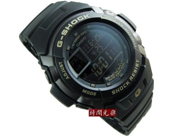 【時間光廊】CASIO 卡西歐 G-SHOCK 賽車錶 100個資料 G-7700 全新原廠公司貨 G-7710-1DR