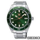 SEIKO 精工 SRPB93J1 (4R35-02D0G) 綠水鬼 機械 男錶