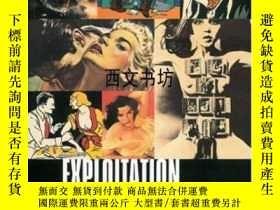 二手書博民逛書店【罕見】2005年 Exploitation Poster Ar
