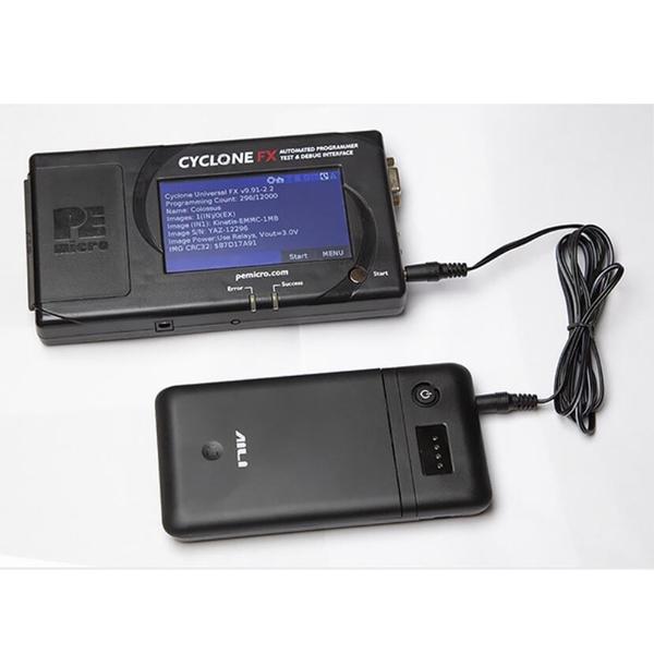 [9美國直購] Cyclone Power Pack 行動電源 Rechargeable Battery Pack for the Cyclone Stand-Alone Programmers