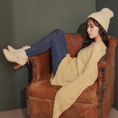 IN SHOP 甜美糖果色針織毛衣-共3色【KT221568】