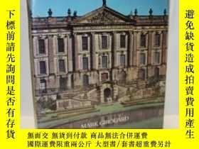 二手書博民逛書店Historic罕見Houses Of BritainY3464