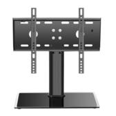 電視架 萬能通用液晶電視底座支架免打孔增高升降臺式電腦桌面顯示屏掛架 免運